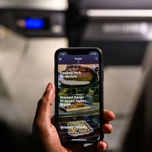 Masterbuilt automaatne söegrill wifiga juhitav grilliguru