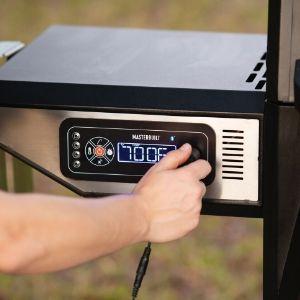 Masterbuilt automaatne söegrill displey grilliguru