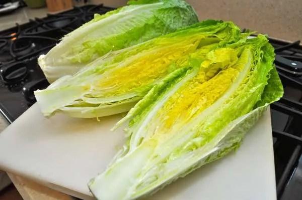 Grilled Lettuce - 023