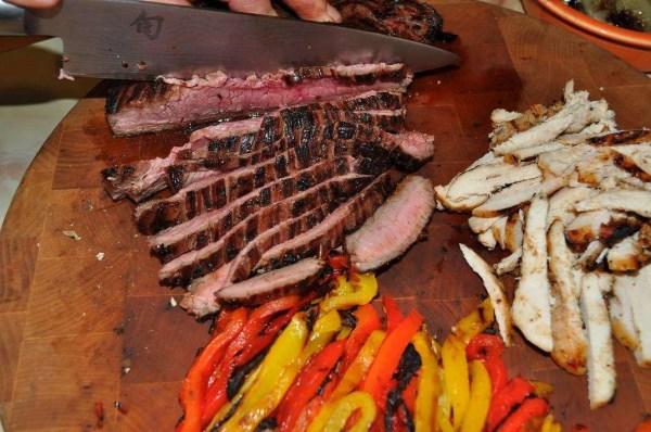 Grilled Steak Fajitas-12