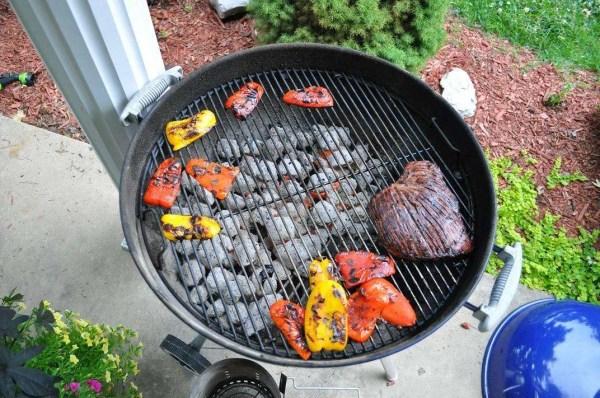 Grilled Steak Fajitas-8