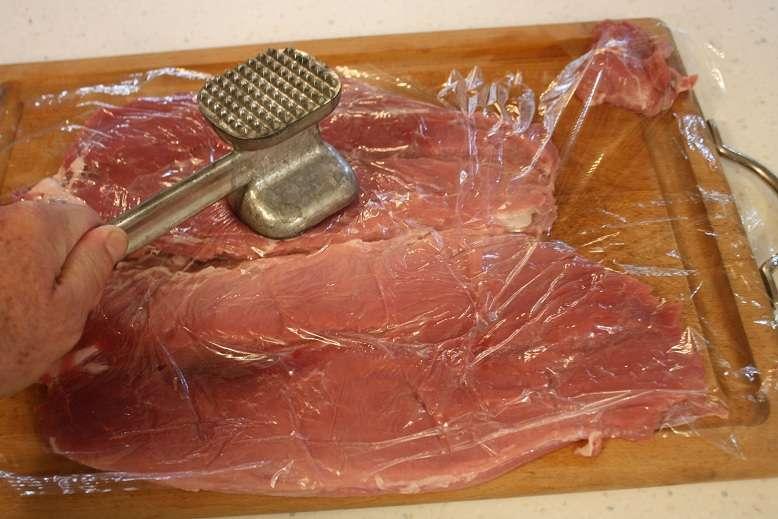 Bacon Wrapped, Stiffed Pork Tenderloins - 8