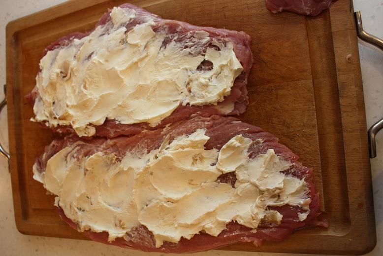 Bacon Wrapped, Stuffed Pork Tenderloins - 14