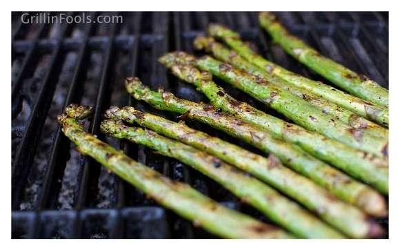 Balsamic Grilled Asparagus 7