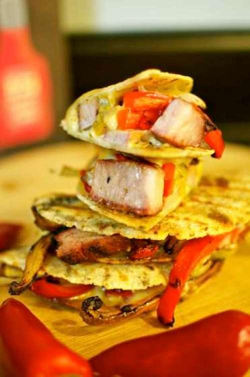 Chipotle Pork Steak Tacos - 229