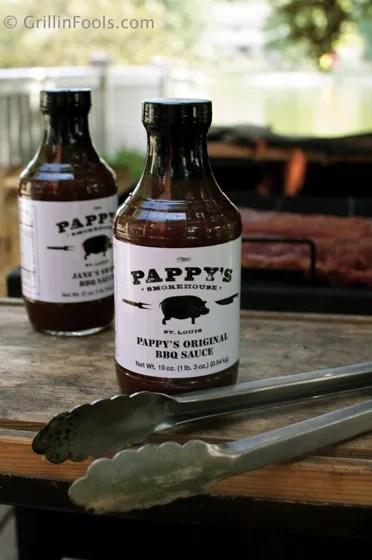 Pappy's Smoke House BBQ Sauce