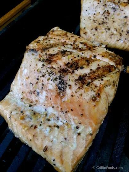 Cherry Plank Salmon 10