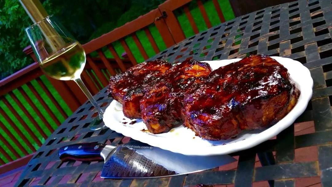 Electric smoker recipes for pork chops