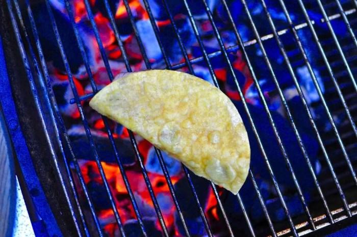 Chipotle Pork Tacos with Lime Sour Cream - 14
