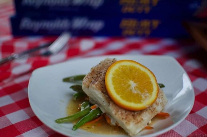 Seafood Foil Packet Bar