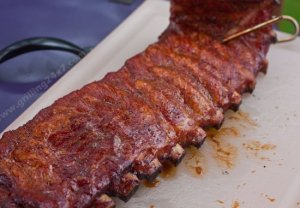 Pit Barrel Cooker Review – Spare ribs