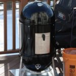 Weber Smokey Mountain BBQ Smoker