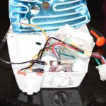 How to install a frigidaire electrolux cold control kit to a refrigerator