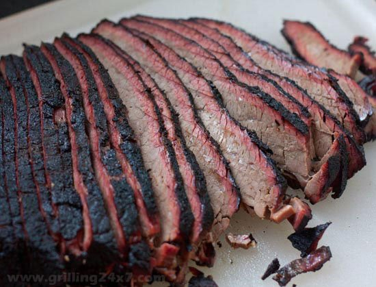To foil or not to foil a beef brisket on the smoker
