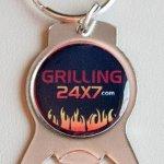 Grilling24x7 Keychain Bottle Opener!