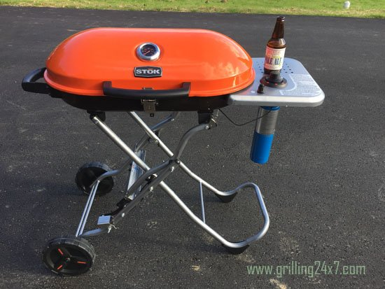Tailgating Photos with the Stok Grill
