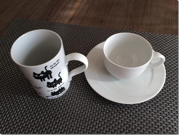 Wie viel ml hat eine Tasse?