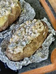elote baked potato