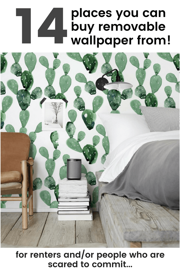 The Best Places To Buy Temporary Wallpaper Online Grillo Designs