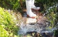 Molestos, celestunenses denuncian que tienen cinco días sin agua potable