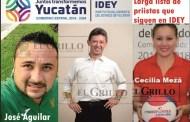 Le exigen a Vila que ponga orden en el IDEY: Larga lista de priistas en la nómina