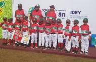 Los Mayas ganan 23 a 8 al iniciar el interligas de béisbol, en Izamal