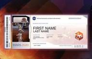 La NASA regalará boletos para viajar a Marte