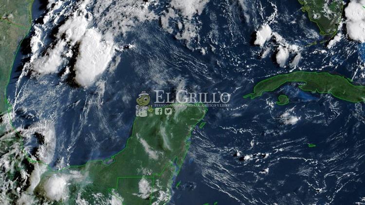 Vuelve el calor de 39º: Viernes con pocas probabilidades de lluvias en Yucatán