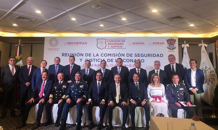 Yucatán está presente en las estrategias para mejorar las condiciones de paz en México