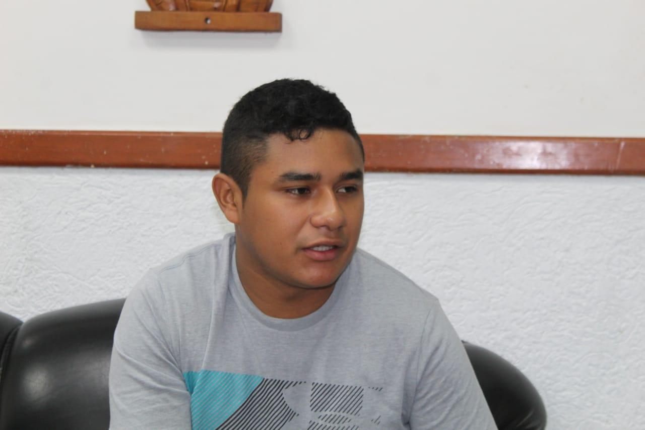 El medallista en Lima, Ariff Vázquez Can ya entrena para futuras competencias tras volver de los Parapanamericanos