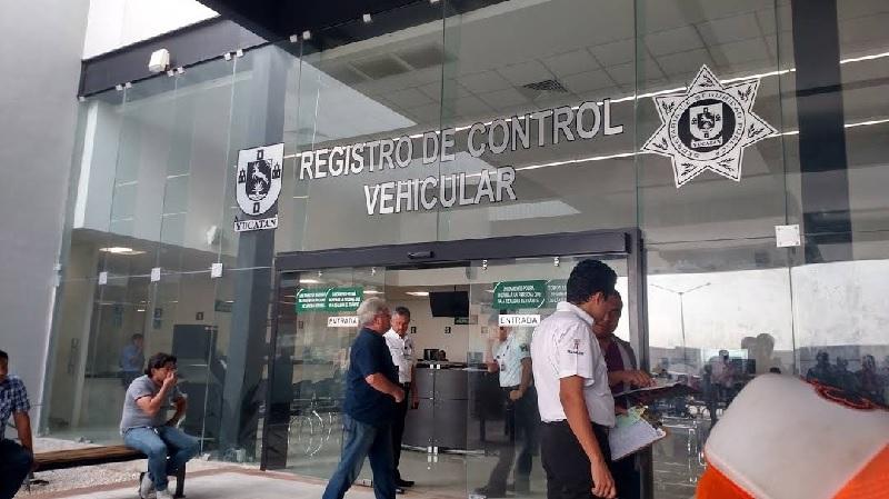 Suben 62% el costo de las placas en Yucatán: Más caras que Campeche y Quintana Roo