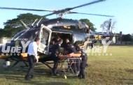 El nuevo helicóptero de la SSP muestra sus diversas facetas para apoyar a la población de Yucatán