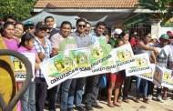 Invierten $1.9 Mlls. en más calles de dos colonias de Oxkutzcab