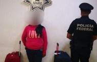 Detienen a una mujer con seis kilos de cocaína, en el aeropuerto de Cancún
