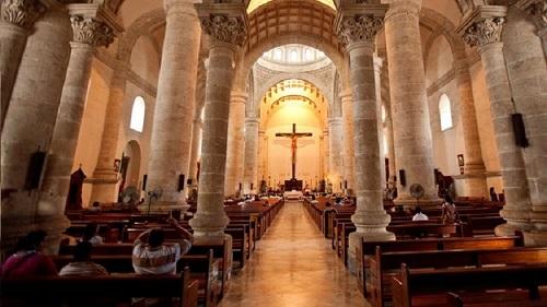 El 24 de enero, la arquidiócesis yucateca celebrará 500 años de la Bula Carolense