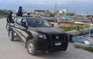 Cinco encapuchados asaltan a mano armada a cuatro pescadores, en Telchac Puerto