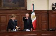 Nombran a Arturo Zaldívar como el nuevo presidente de la Suprema Corte de Justicia