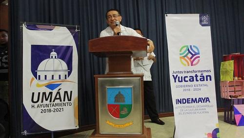 El Indemaya y el Ayuntamiento de Umán trabajarán juntos para preservar la cultura maya