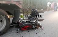 Muere al amanecer en Valladolid: Choca contra un camión estacionado