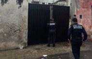 La policía de Mérida inicia un operativo vial en el centro, por la lluvia