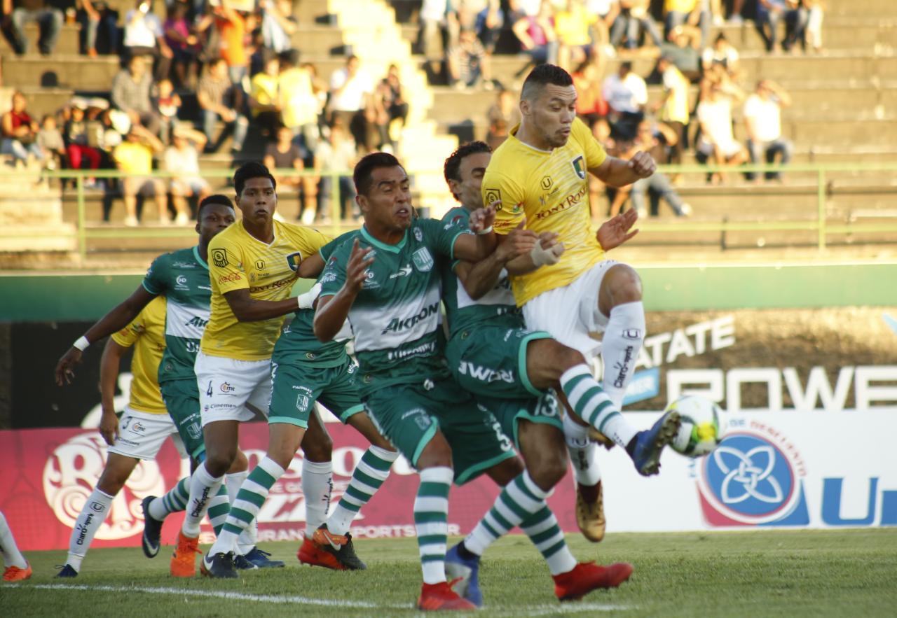 Los Venados jugaron bien, pero la suerte no le acompaña y caen 0-2 ante el Zacatepec