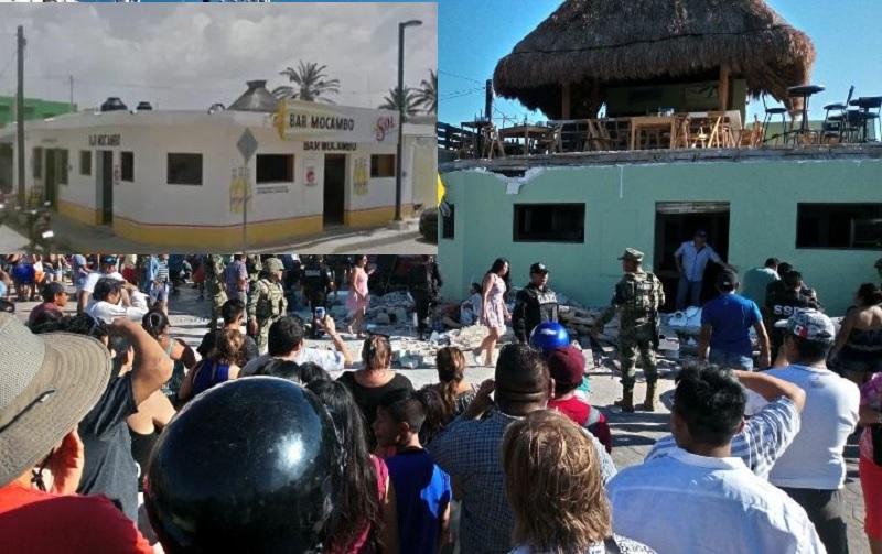 """El bar """"Mocambo"""", funcionaba sin licencia, dice la Comuna de Progreso"""
