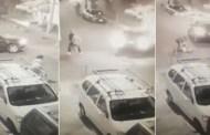 Vecinos impiden el secuestro de una mujer, en Coyoacán (VÍDEO)