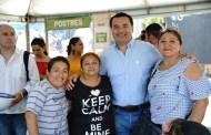 Fortaleceremos actividades y disciplinas para el autoempleo, dice Renán Barrera