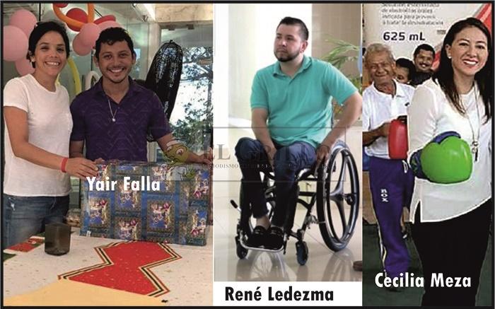 Ya soy muy famoso y seré candidato a diputado local, dice René Ledezma
