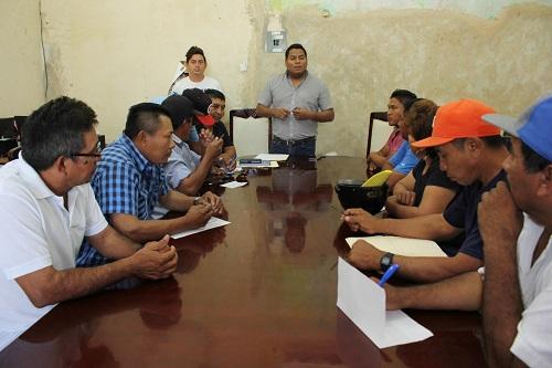 El instituto de Pueblos Indígenas trabajará en apoyos para las familias de Oxkutzcab