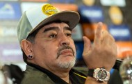 Maradona, bueno en las canchas y en la cama: Tiene tres hijos en Cuba
