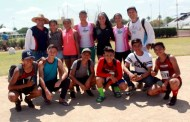 Jóvenes tekaxeños ganan su pase a la fase regional de atletismo