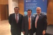 Mérida comparte en la OCDE su visión en el diseño de políticas públicas, afirma Renán Barrera