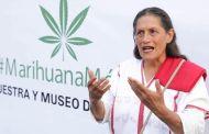 Senadora de MORENA compara la marihuana con con el clítoris